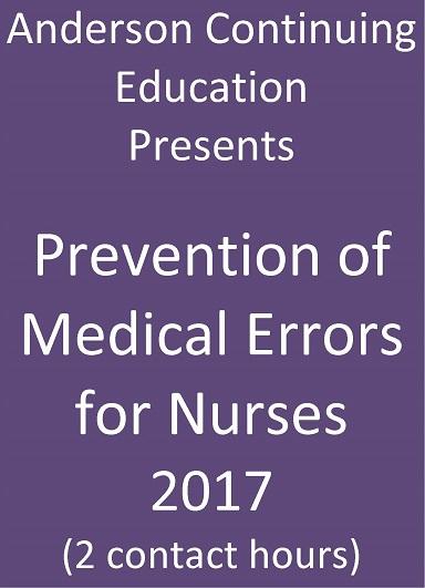 Nursing Continuing Education Courses and CEUs